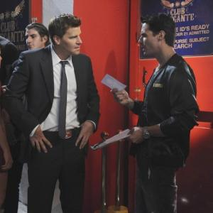Antonio Sabato Jr., David Boreanaz