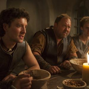 Mark Addy, Robert Emms, Jack Donnelly