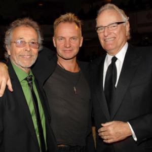 Sting Herb Alpert and Jerry Moss