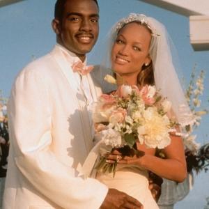 Still of Tyra Banks and Bill Bellamy in Love Stinks (1999)