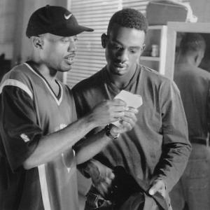 Bill Bellamy and Lionel C. Martin in How to Be a Player (1997)