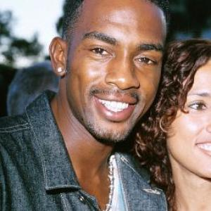 Bill Bellamy at event of The Original Kings of Comedy (2000)