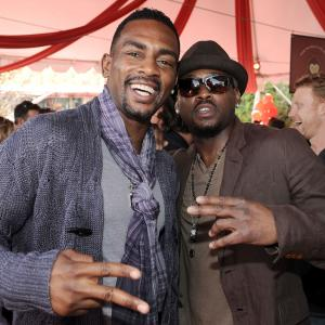 Bill Bellamy, Omar Epps