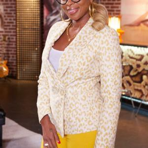 Still of Mary J. Blige in The Voice (2011)