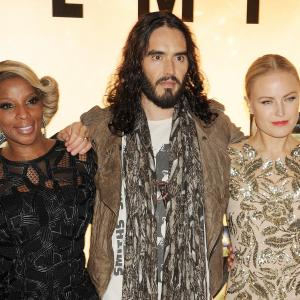 Mary J. Blige, Malin Akerman and Russell Brand at event of Roko amzius (2012)