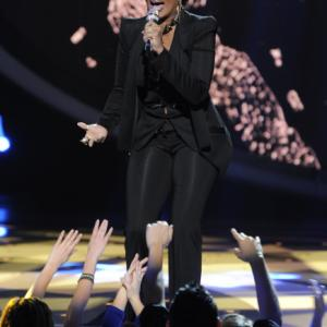 Still of Mary J. Blige in American Idol: The Search for a Superstar (2002)