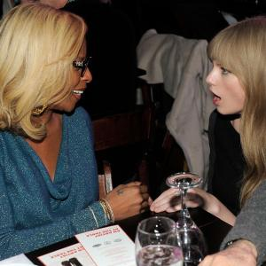 Mary J. Blige and Taylor Swift