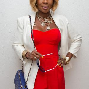 Mary J. Blige at event of Southpaw (2015)