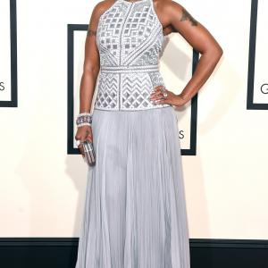 Mary J. Blige in The 57th Annual Grammy Awards (2015)