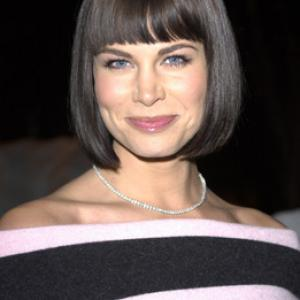 Brooke Burns at event of The Salon (2005)