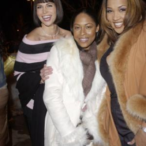 Brooke Burns, Monica Calhoun, Kym Whitley