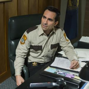 Nestor Carbonell in Bates Motel (2013)