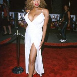Lisa Nicole Carson at event of Nutty Professor II: The Klumps (2000)