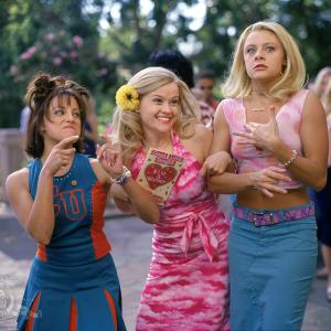 Reese Witherspoon, Jessica Cauffiel, Alanna Ubach