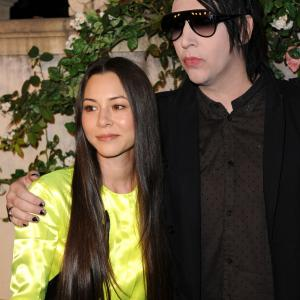Marilyn Manson, China Chow