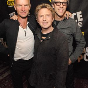 Sting, Stewart Copeland, Andy Summers, The Police