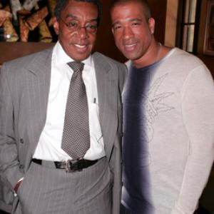 Don Cornelius, Dorian Gregory
