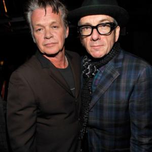 Elvis Costello, John Mellencamp