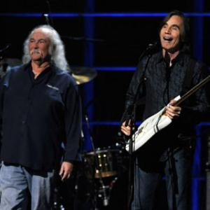 David Crosby, Jackson Browne