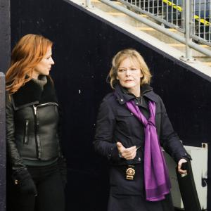 Jane Curtin, Poppy Montgomery
