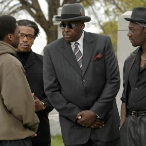 Bill Duke, 50 Cent