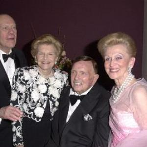 Marvin Davis, Betty Ford, Gerald Ford