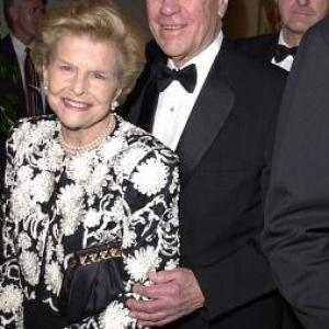 Betty Ford, Gerald Ford