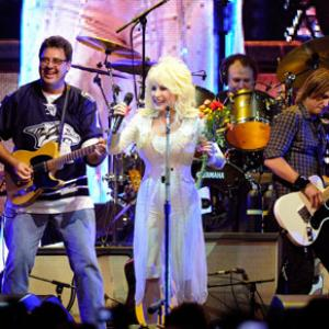 Dolly Parton, Vince Gill, Keith Urban