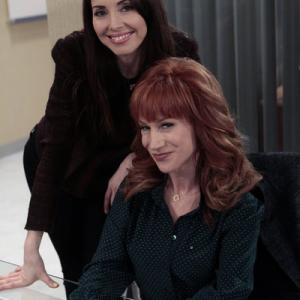 Kathy Griffin, Whitney Cummings