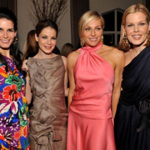 Angie Harmon Michelle Monaghan and Mary Alice Stephenson