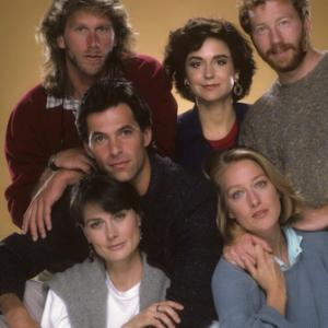 Peter Horton, Timothy Busfield, Brittany Craven, Polly Draper, Ken Olin, Patricia Wettig