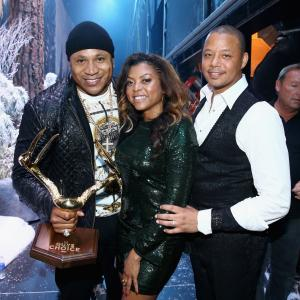 Terrence Howard, LL Cool J, Taraji P. Henson