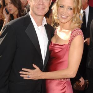 William H Macy and Felicity Huffman