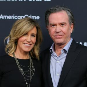 Timothy Hutton, Felicity Huffman