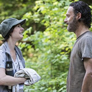 Gale Anne Hurd, Andrew Lincoln