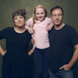 Jason Isaacs, Nikole Beckwith, Avery Phillips
