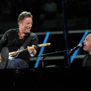 Billy Joel, Bruce Springsteen