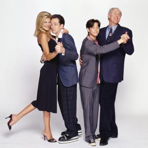 John Lithgow, Kristen Johnston, Joseph Gordon-Levitt, French Stewart