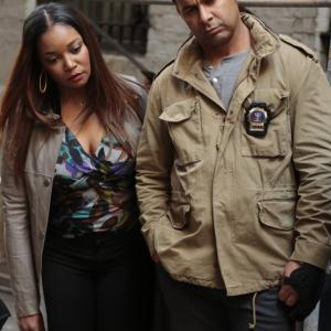 Jon Huertas, Tamala Jones
