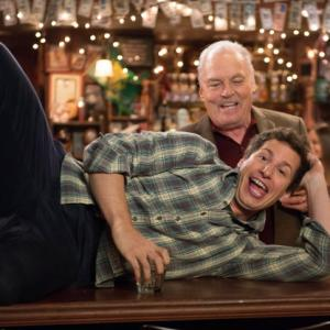 Stacy Keach, Andy Samberg