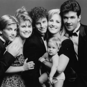 Joanna Kerns, Alan Thicke, Kirk Cameron, Tracey Gold, Jeremy Miller