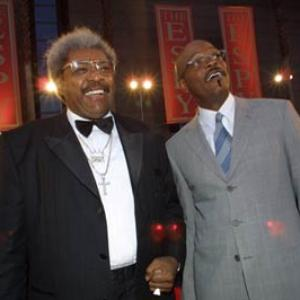 Samuel L. Jackson, Don King