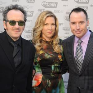 Elvis Costello, Diana Krall, David Furnish
