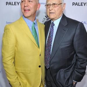 Norman Lear and Ryan Murphy