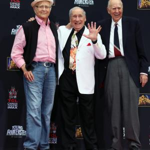 Mel Brooks, Norman Lear, Carl Reiner