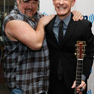Lyle Lovett, Larry the Cable Guy