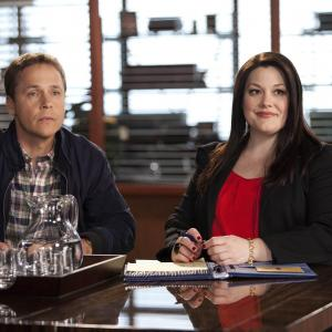 Chad Lowe, Brooke Elliott