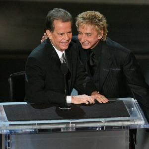 Barry Manilow, Dick Clark