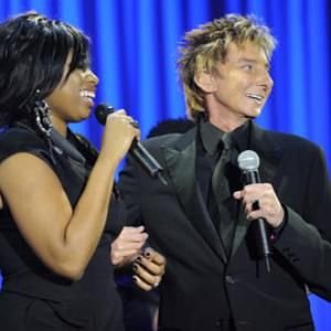Barry Manilow, Jennifer Hudson