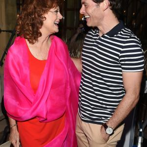 Susan Sarandon, James Marsden